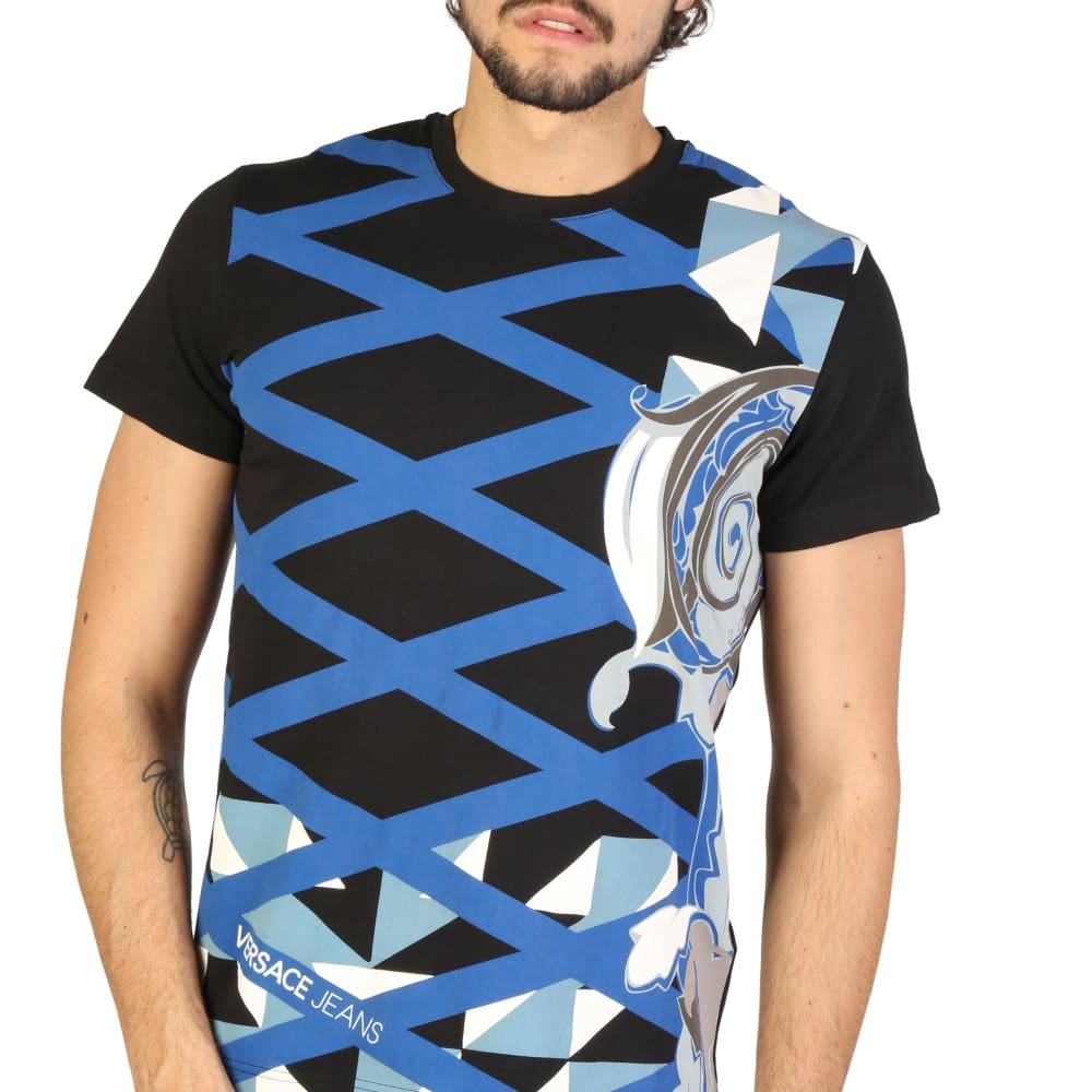 Versace Jeans - Clothing T-Shirt - V101 - Clothing T-Shirts
