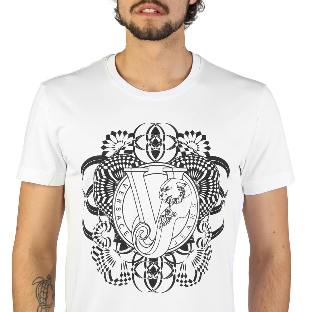 Versace Jeans - Clothing T-Shirt - V1113 - Clothing T-Shirts