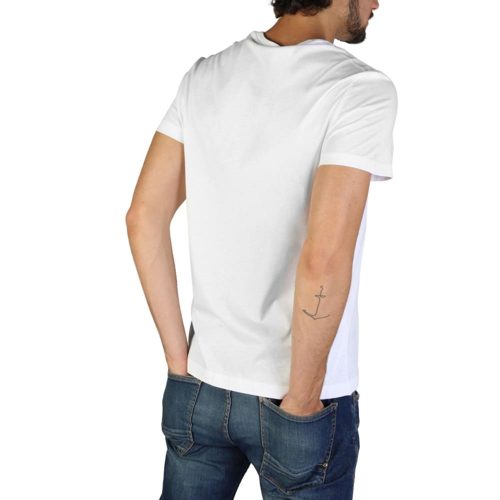 Versace Jeans - Clothing T-Shirt V117 - Clothing T-Shirts