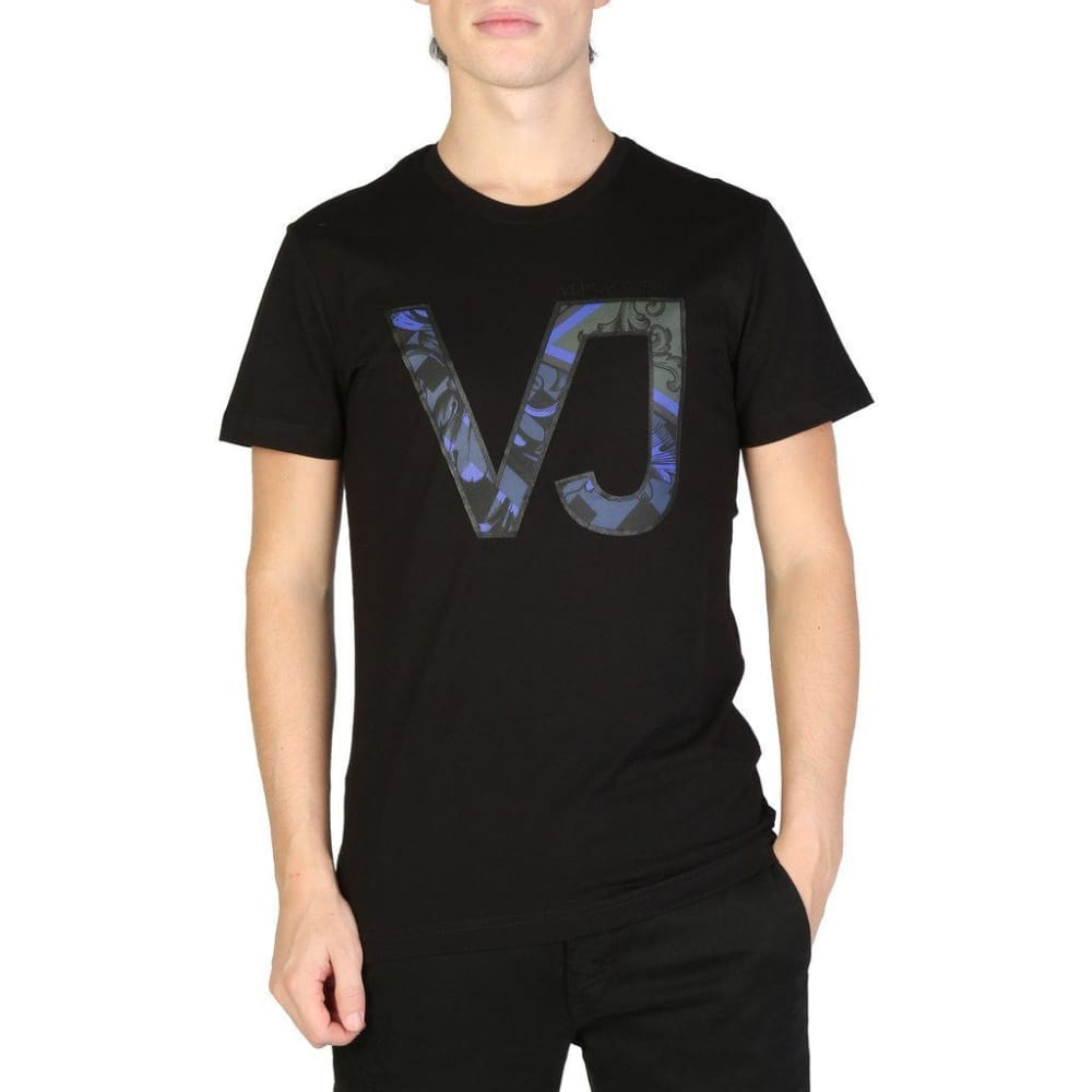 Versace Jeans - V451T - Black / S - Clothing T-Shirts