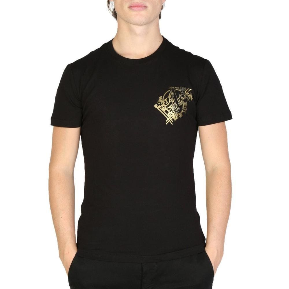 Versace Jeans - V900 - Black / S - Clothing T-Shirts