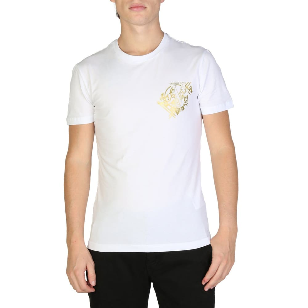Versace Jeans - V900 - White / S - Clothing T-Shirts