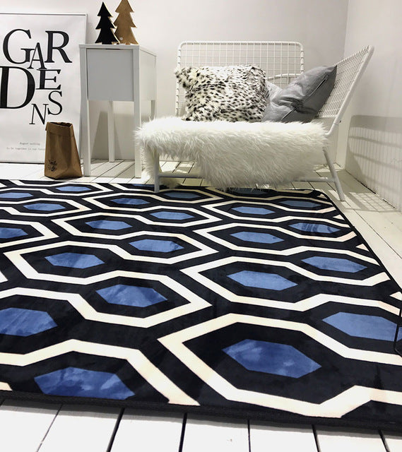 Chic Patterned Carpet Collection