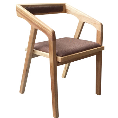 Stylistic Solid Wooden Chair