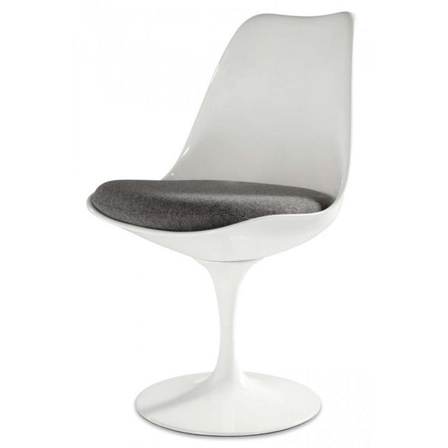 Modern Swivel Tulip Chair