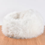 Fuzzy Soft Bean Bag Cover