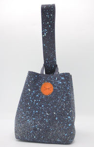 soho bag | special edition hand-painted leather by Cusco Rebel