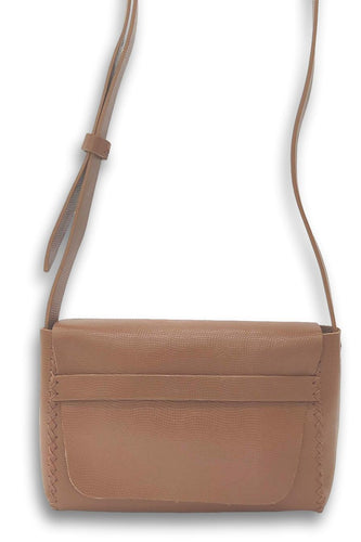 mauá | brown wavy leather