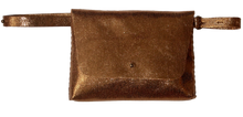 lapa bag | copper glitter leather