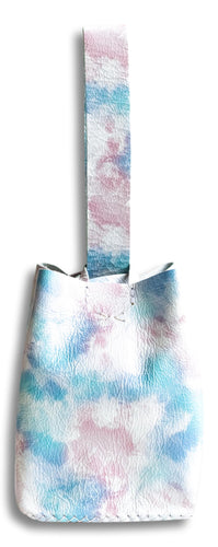 soho bag | sunset colors printed leather - Volta Atelier