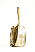 navigli bag | golden leather - Volta Atelier