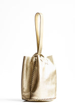 navigli bag | golden floater leather - Volta Atelier