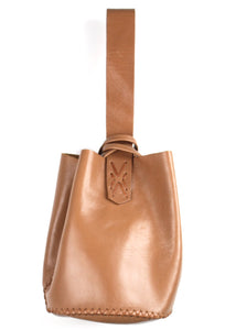 navigli bag | brown leather