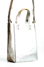 copacabana bag | light gold leather - Volta Atelier
