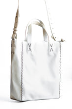 copacabana bag | off-white leather - Volta Atelier