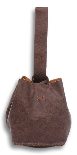 soho small bag | brown leather
