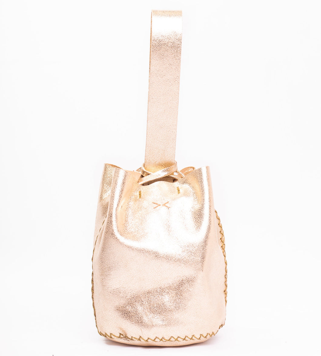 navigli bag | golden leather