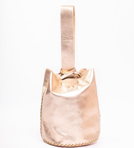 navigli bag | golden nappa leather