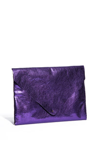 downtown case | purple leather