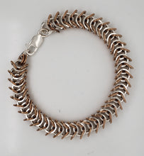 Centipede Sterling and Bronze