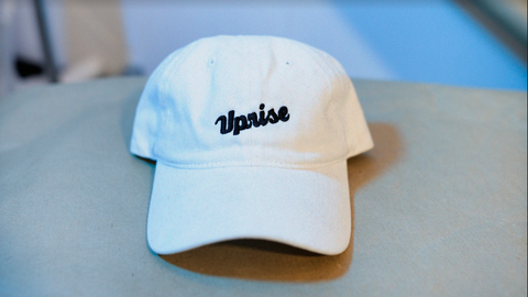 Uprise 90s White cap
