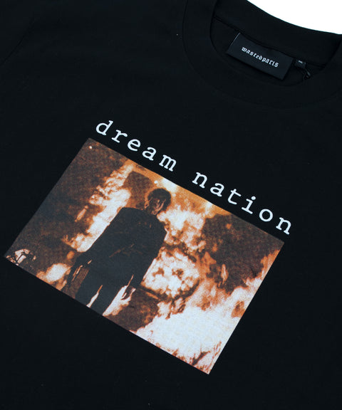 Wasted Paris Dream Nation Tee Black
