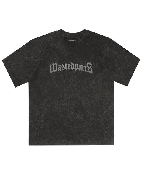 Wasted Paris Straight Tee Stone Wash Bridge