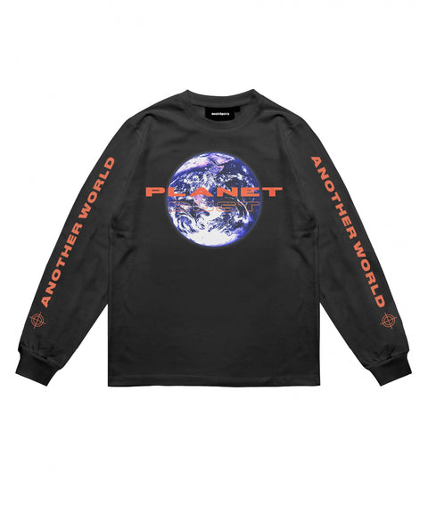 Wasted Paris Longsleeve Planet Dust