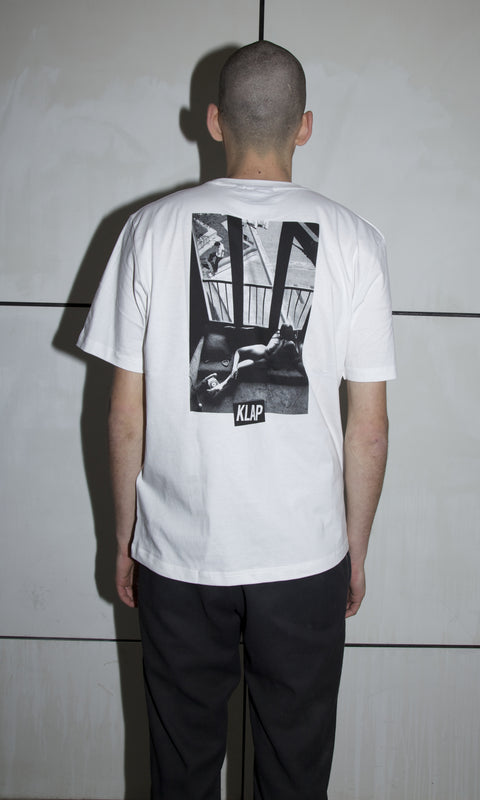 KLAP Originals - NAKED SKATER Tee