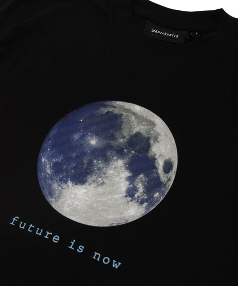 Wasted Paris T-Shirt Future Is Now Noir