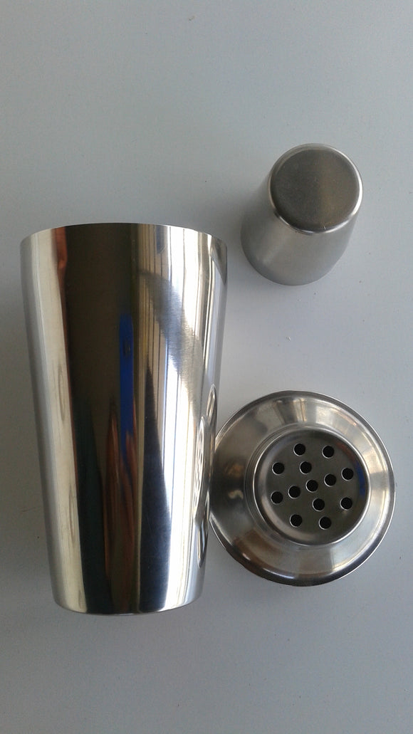 SHAKER STAINLESS STEEL