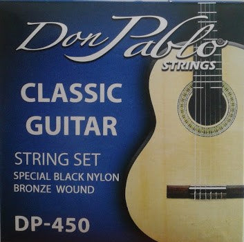Set de cuerdas guitarra Don Pablo DP-450