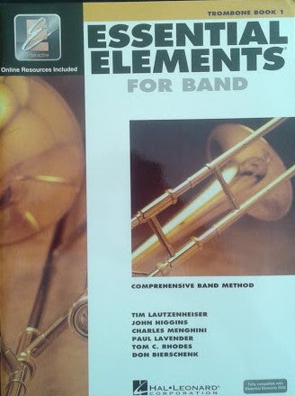 Essential Elements for band Trombone