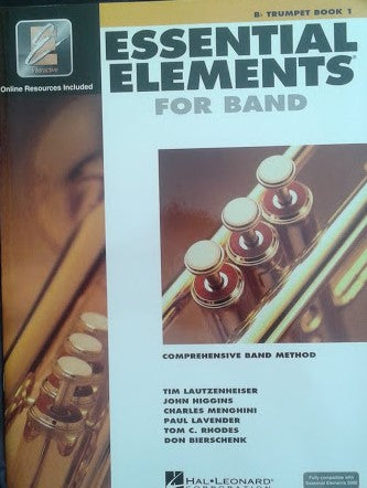 Essential Elements for Band Trumpet