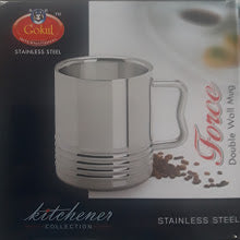Taza en Stainless Steel