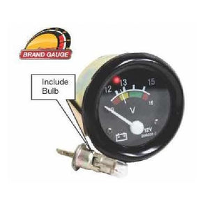 RELOJ MEDIDOR DE VOLTAGE MODELO 22-G500 VOLTAGE GAUGE