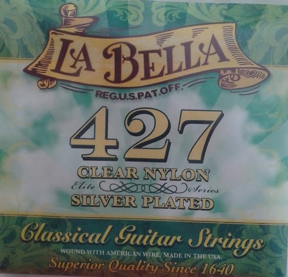 Set de cuerdas guitarra La Bella 427