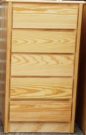 GAVETERO CHEST COLOR NATURAL EN MADERA