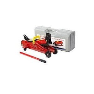37310 FLOOR JACK 2 TON WITH PVC CASE