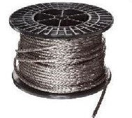 Rollo de Cable Tensor de 250 ft    1/8 x 3/16 x 250