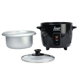 3 cup Rice Cooker Arrocera color negro