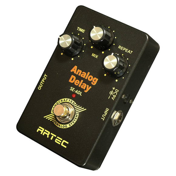 Pedal de Guitarra Artec Analog Delay