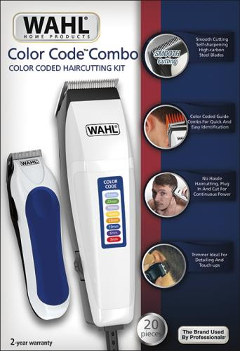 WAHL HAIRCUTTING KIT TRIMMER PARA RECORTAR MODELO9314