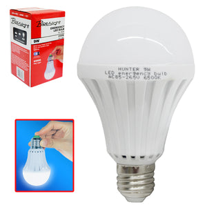 EL-1814 EMERGENCY LED BULB 9W 6500K WHITE
