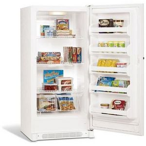 FREEZER VERTICAL 14 PC FRIGIDAIRE