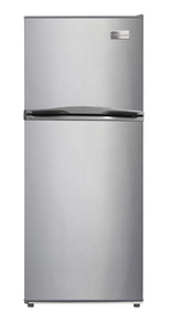 Nevera 10 Ft  cu Frigidaire color gris y stainless steel