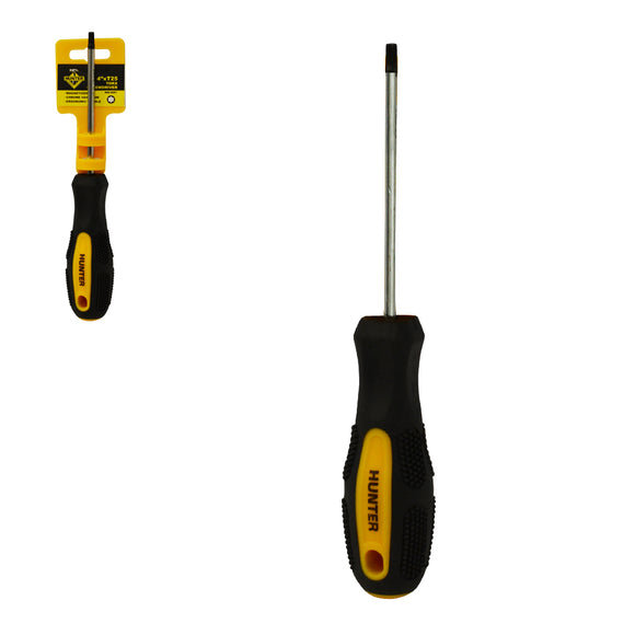 HM-2061 T25 X 4' TORX SCREWDRIVER ERGONOMIC