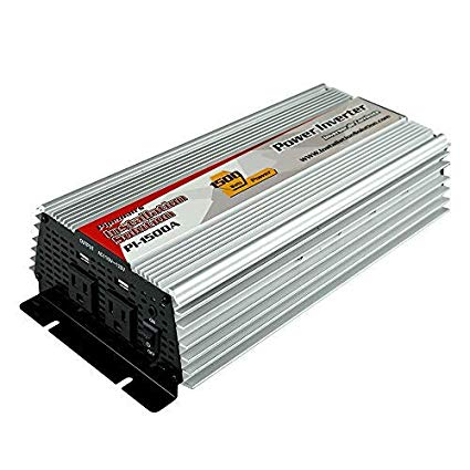Power Inverter PI-1500A   1500 WATTS