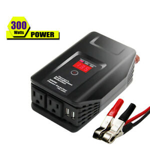 Power Inverter PIB300D 300 WATTS