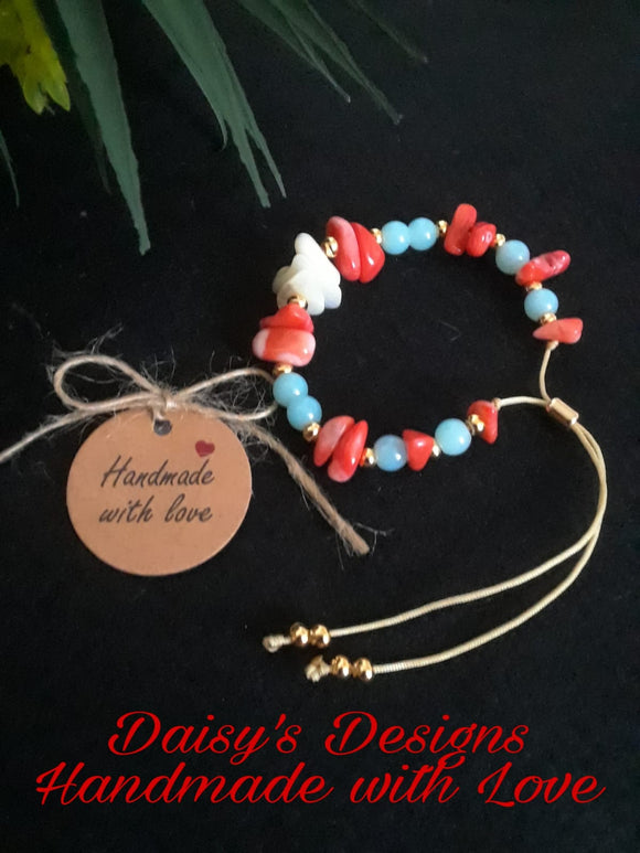 Pulsera by Daisy's Designs 1215